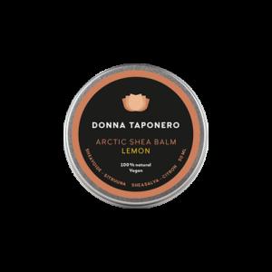 Donna Taponero Arctic shea lemon balm