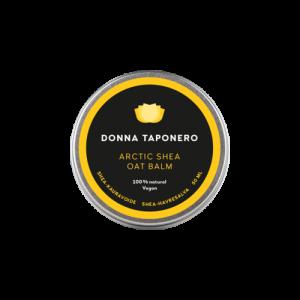Donna Taponero Arctic_shea_oat_balm